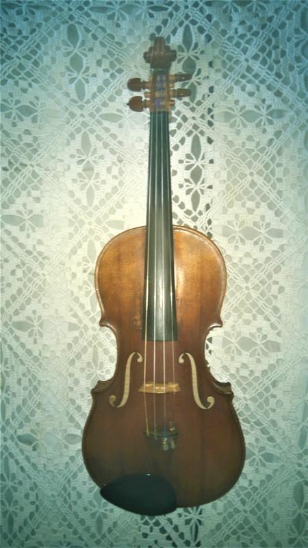 Violin med fantastisk tone