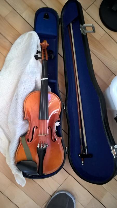 Karl H�fner  violin 1982