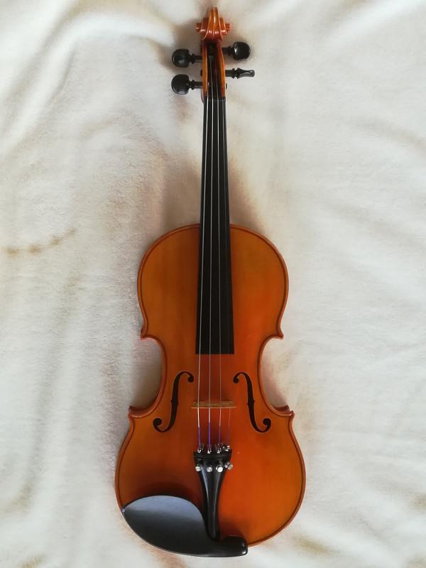 Leo Aschauer violin 1979